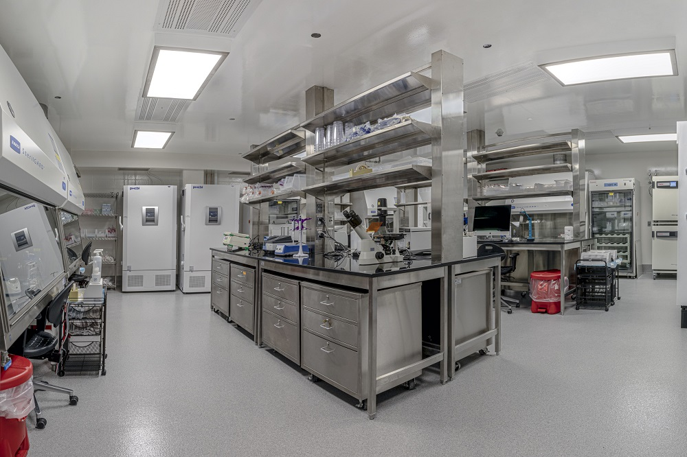 BSL–3 labs