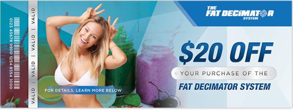 The Fat Decimator System Discount