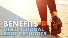 Benefits of Functional Foot Orthotics