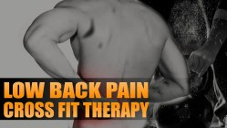 Low Back Pain Cross Fit Therapy