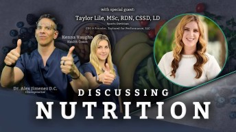Podcast: Sports Nutrition and Sports Dietitian | El Paso, TX Chiropractor