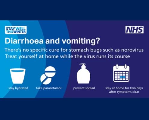 Norovirus advice