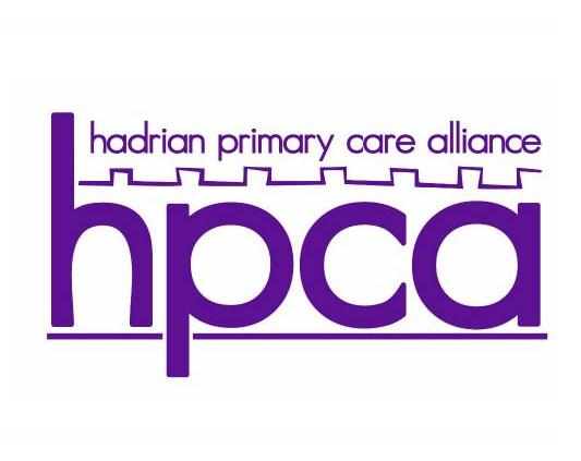 Hadrian Primary Care Alliance logo
