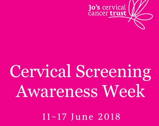 Jo's Trust Cervical Screening logo