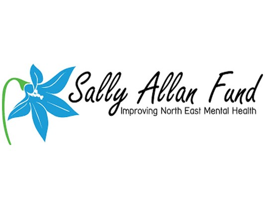 Sally Allan Fund logo