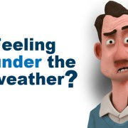 Feeling under the weather?