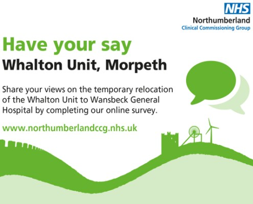Whalton Unit Morpeth