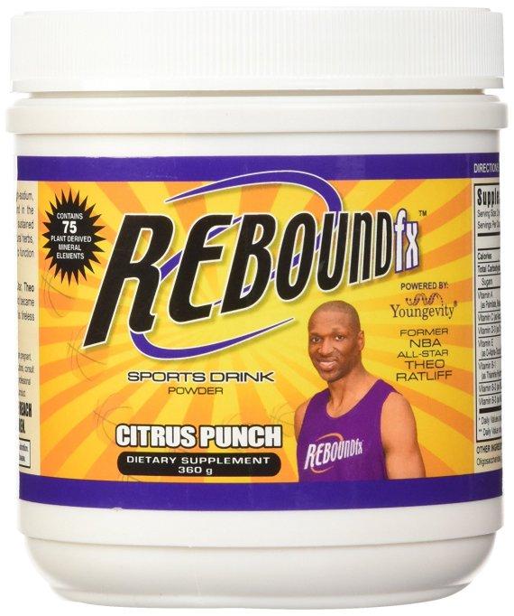 Спортивный энергетический напиток Rebound FX