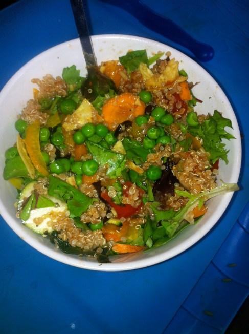 Mix and match salad