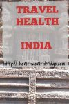 Travel  Health India