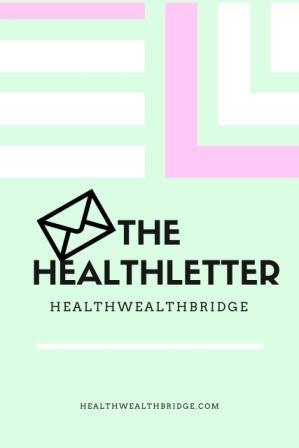 THE HEALTHLETTER