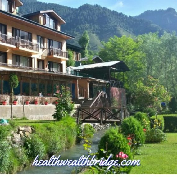 THe Lovely Hotel Himalaya House :Nature travel for Health ,success and creativity