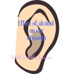 Effect of Alcohol on Ear and mouth:Health Questions  India