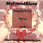 10 Things I learned from #MyFriendAlexa : How my friends improved my Alexa rank in 1 month