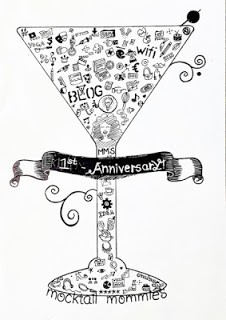 First Anniversary mocktail mommies celebration contest