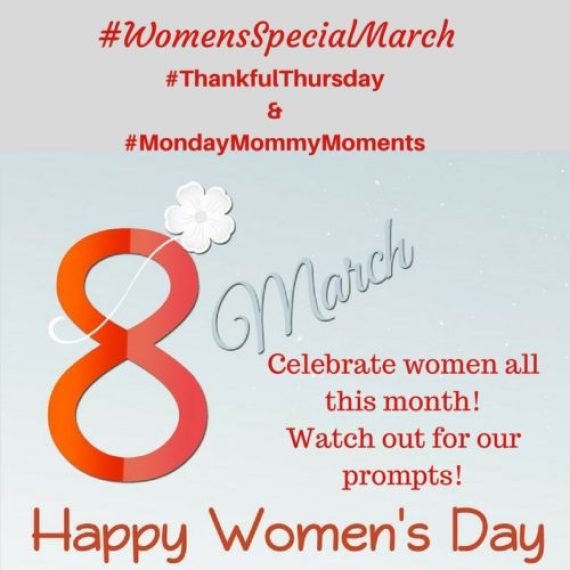 #WomensSpecailMarch
