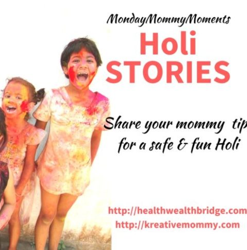 Mommy Tips for a fun and safe Holi