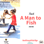 We are the World Blog Fest  :Teach a man to fish #WATWB