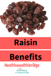 Raisin Benefits & Rai Stories #AtoZChallenge