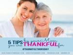 Thankful Thursdays week 25:Thankful April is over