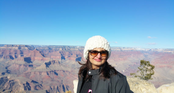 Grand Canyon: Pic Credit Ana Ojha