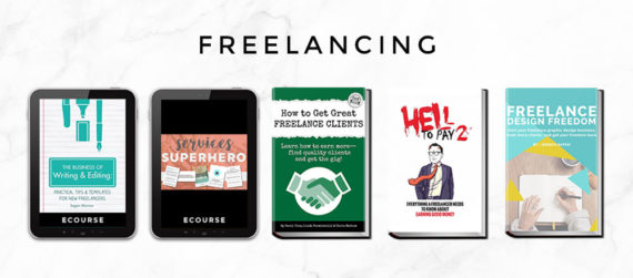 Freelancing Work at Home bundle