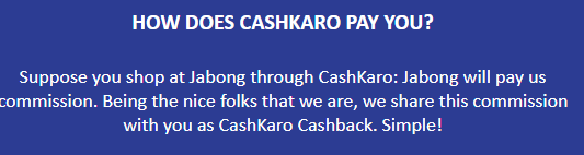 Cashkaro:How can cashkaro give you cash back?
