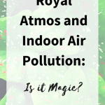 Royale Atmos and Indoor air pollution:Is it Magic?