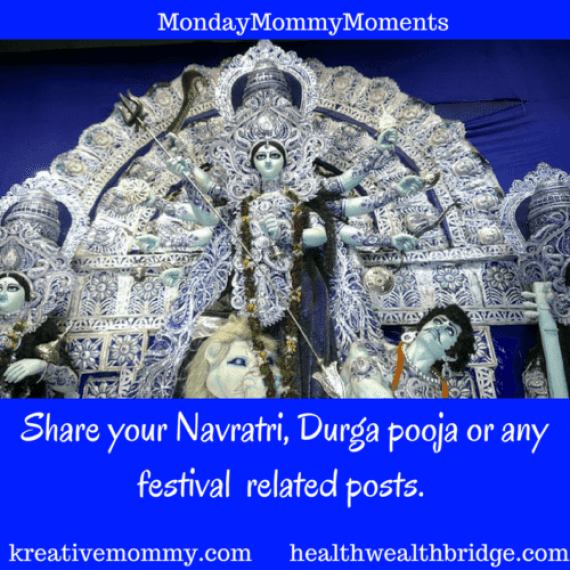 Share your Navratri or Durga pooja, festival posts