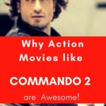 Why Action Movies Like Commando 2 are Awesome!