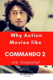 Why Action movies like Commando 2 are awesome