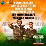 Parmanu movie:My Thoughts on  Pokhran