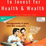ikarein with #BluechipBig:Invest for health and wealth