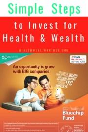 Invest Karein Tarakki ke Liye: Invest for Health & Wealth #BluechipBig
