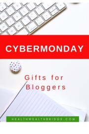 """Cyber Monday""""Guide for Bloggers in India"""