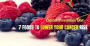Cancer Prevention Diet: 7 Foods To Lower Your Cancer Risk