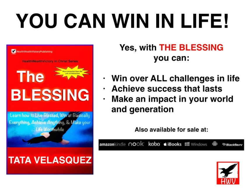The Blessing advert