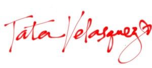 Tata Velasquez signature