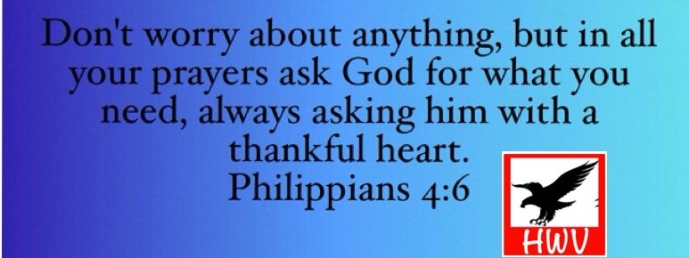 don't worry scripture