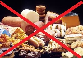 Switching to Low Glycemic Index Foods by eliminating bad food