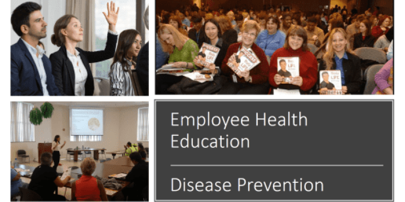 employee health education