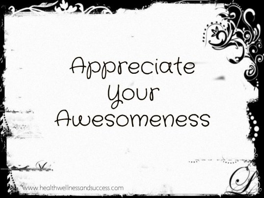 appreciate your awesomeness2