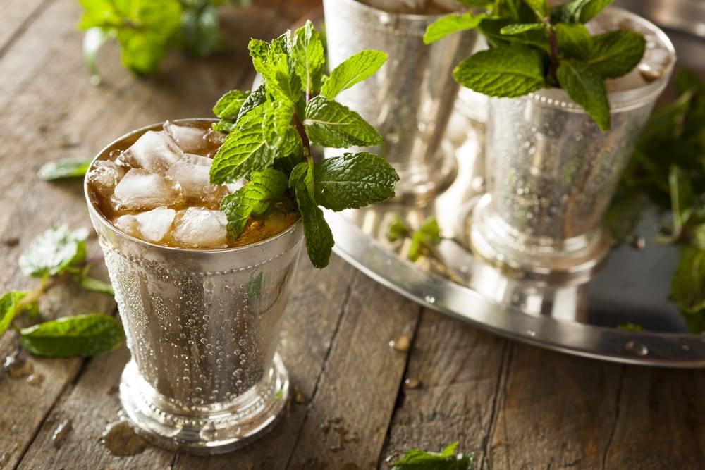 Mint food for upset stomach