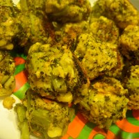 Broccoli Corn Bites