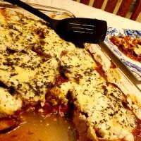 Eggplant and Artichoke Lasagna (Noodle-Free)