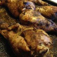 Jamaican Chicken (Paleo)
