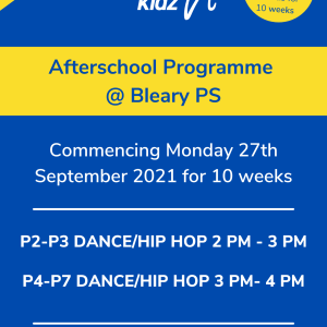 Healthy Kidz Afterschools at Bleary PS