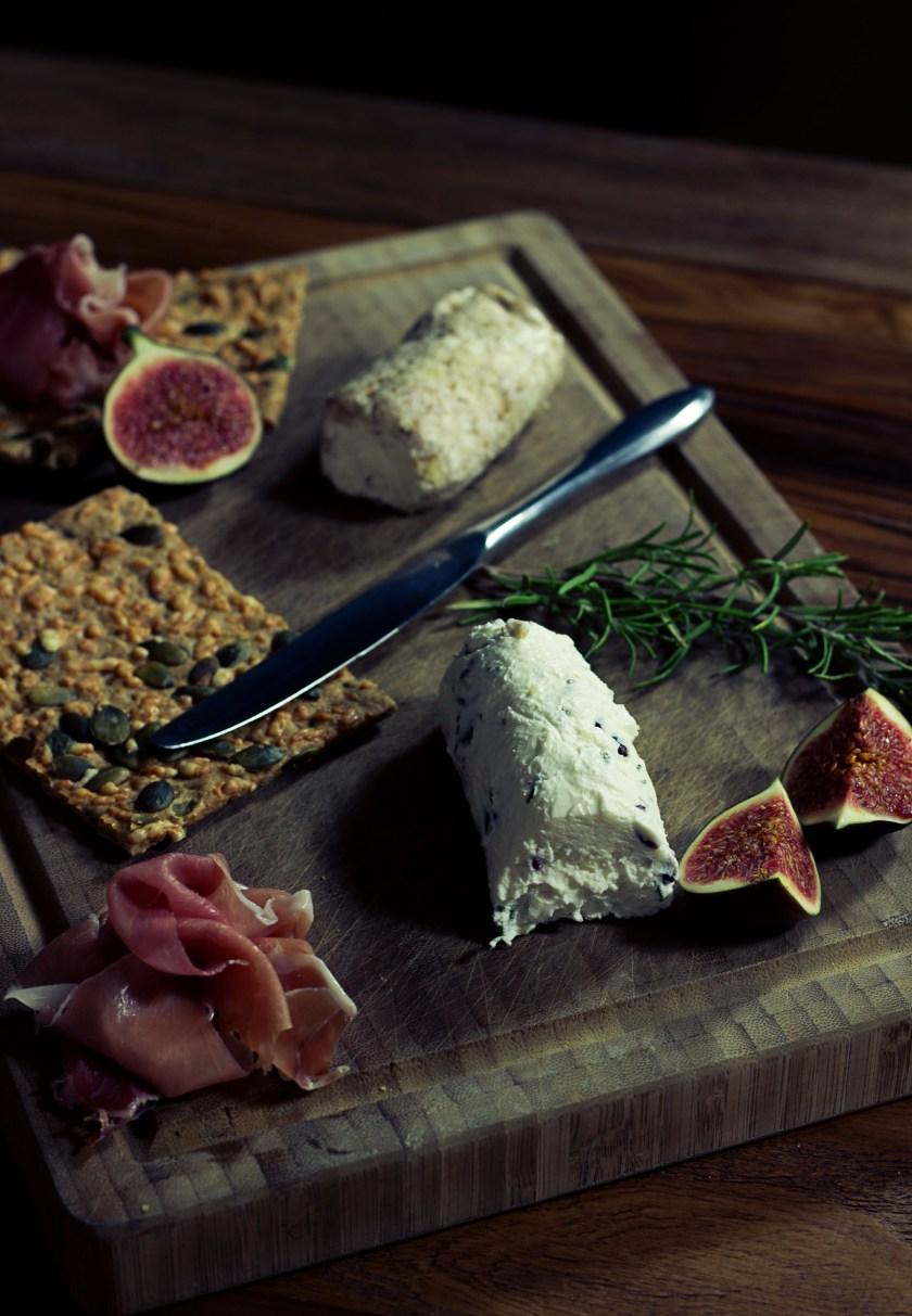 Selbstgemachter Käse