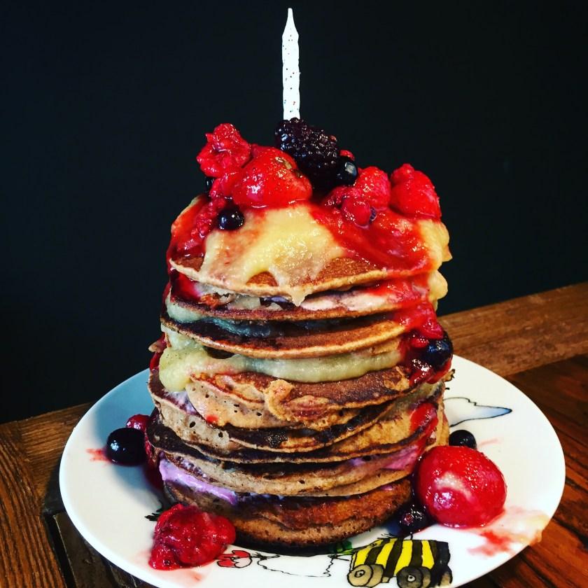 erster Geburtstags kuchen ohne Zucker
