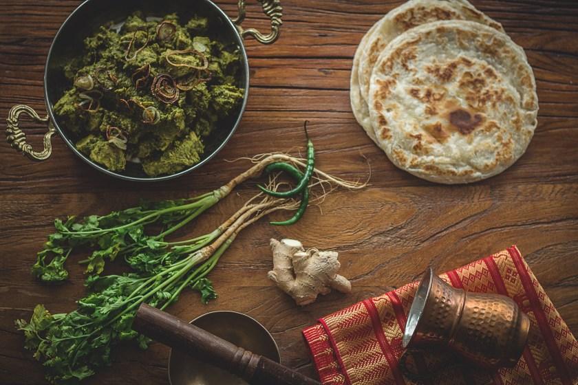 Curry wie in indien